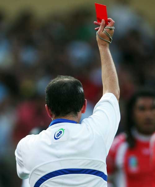 NVIRU Referee Development – Upcoming Course