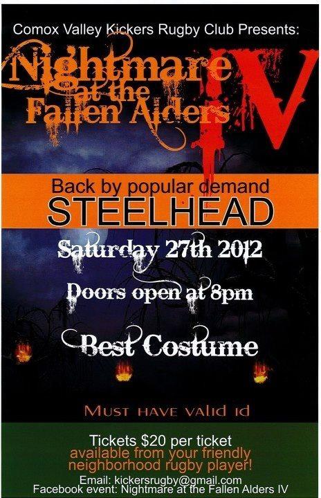Nightmare at the Fallen Alders 4 This Saturday!