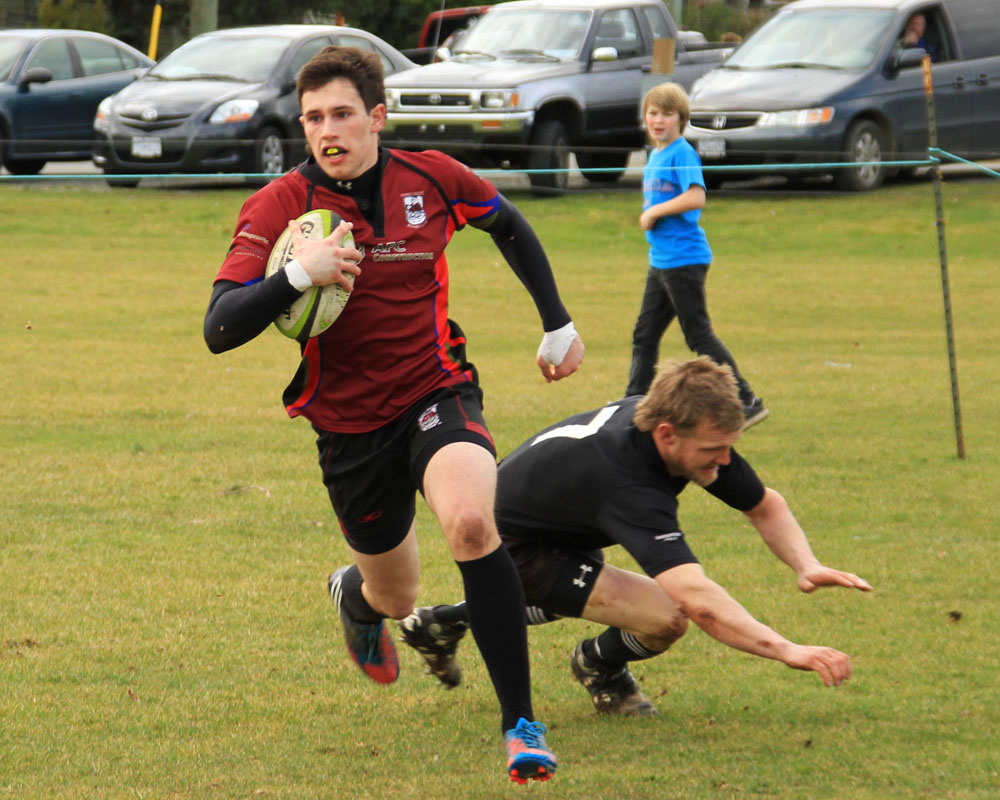 Beaufort Cup Rivalry Renewed
