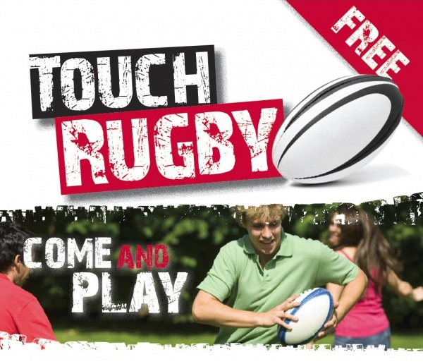 Comox Valley Kickers RFC Presents Summer CO-ED Touch Rugby