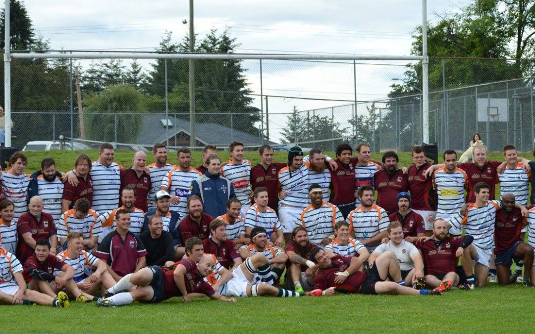 Kickers vs. the Outback Barbarians – Celebrating Rugby