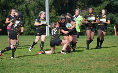 Kickers Women Lose on the Road