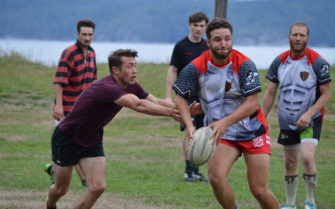 Fall 2020 Touch Rugby Rules