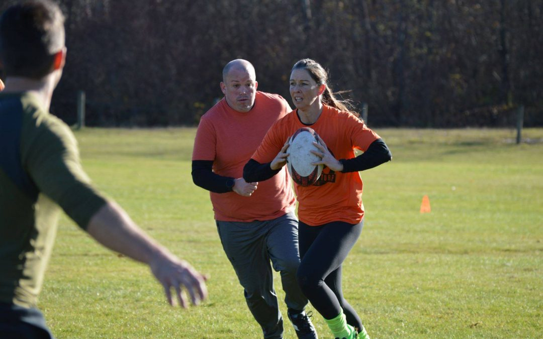 Kickers Co-Ed Summer Rugby Touch League