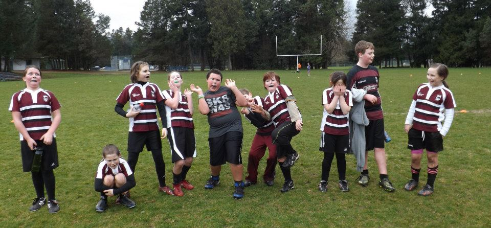 Rugby Rascals Jamboree in Nanaimo Features More Than 120 Players!