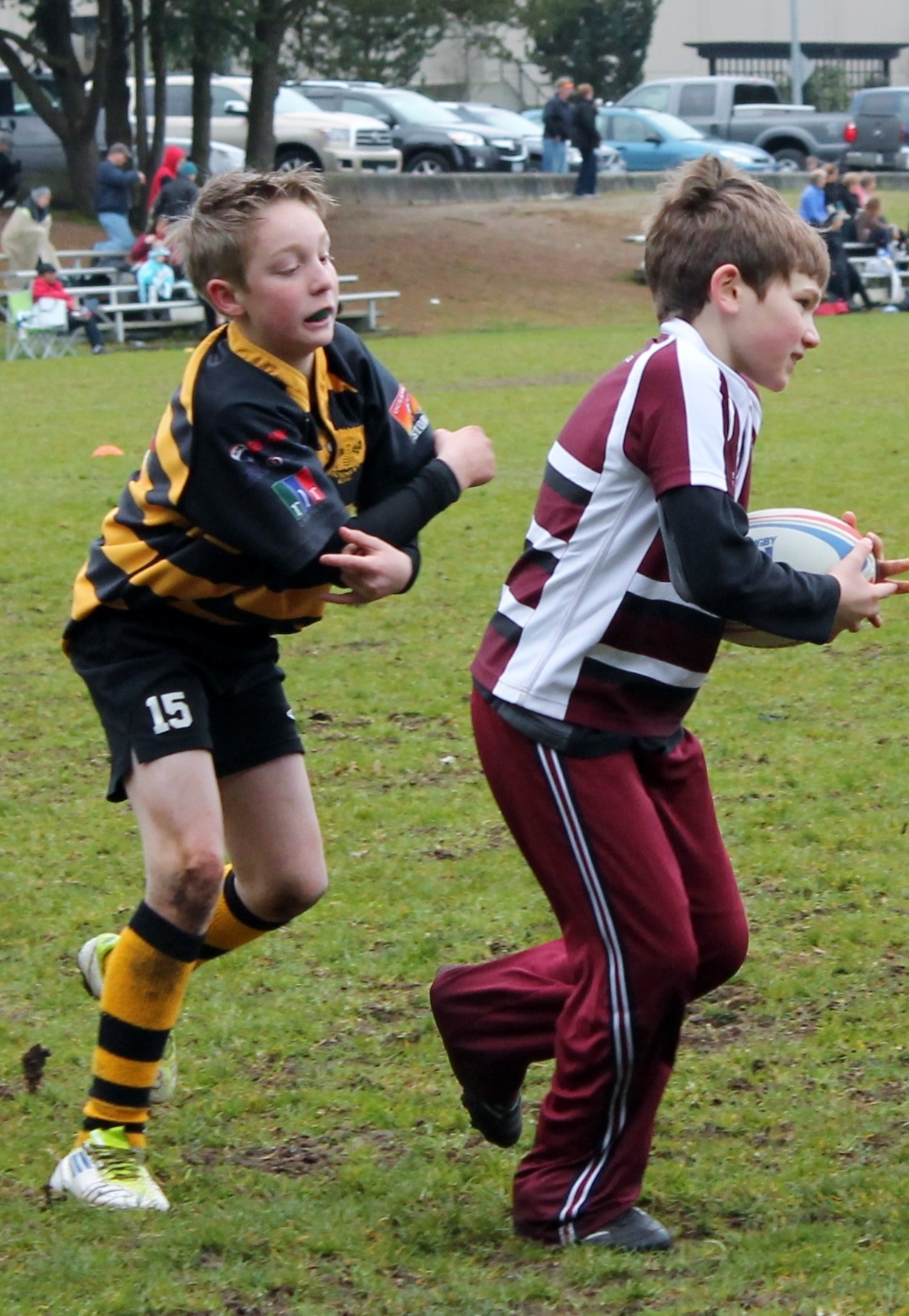 Summer fun for Rugby Rascals!